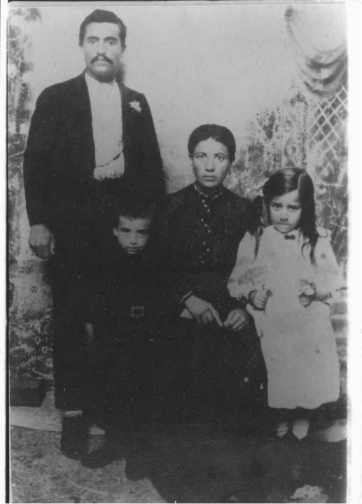 The Kodjababian Family, Mersin, Cilicia, Ottoman Empire, circa 1910
