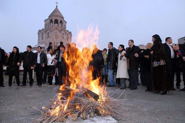trndez-armenian-church-holiday-fire